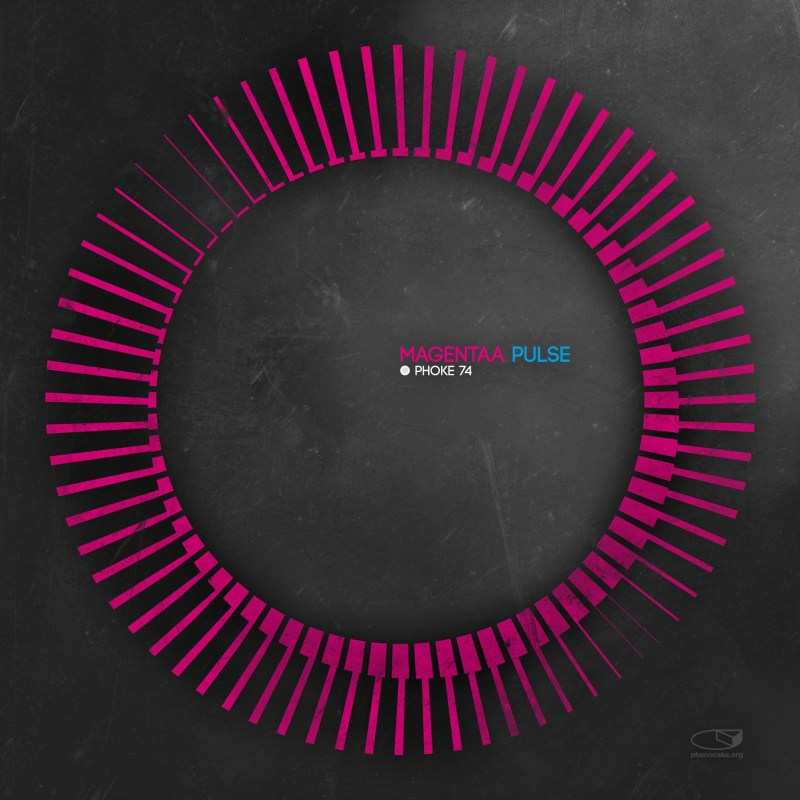 "Magentaa - ""Pulse"" Album Cover JPG, RGB, 800 x 800 px"